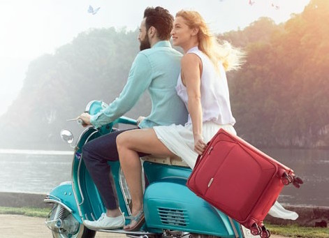 Dealer Samsonite Holkamp Lederwaren Topbags.nl koffers rugtassen reistassen