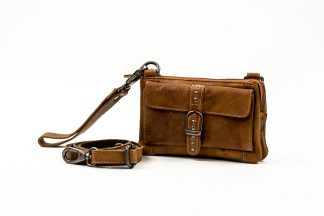 Bag2bag Albury Cognac Topbags.nl by Holtkamp Lederwaren Hengelo
