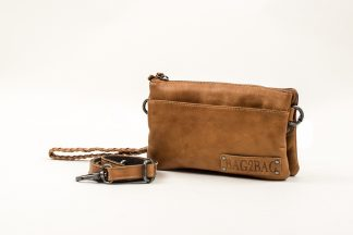 Bag2bag Dover Cognac Topbags.nl by Holtkamp Lederwaren Hengelo