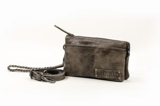 Bag2bag Dover Bag Grey Topbags.nl by Holtkamp Lederwaren Hengelo