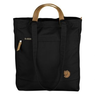 Fjällräven Totepack Nr 1 Shopper Black Topbags.nl by Holtkamp Lederwaren Hengelo