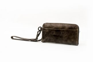 Bag2bag Wallet Jackson Grey Topbags.nl by Holtkamp Lederwaren Hengelo