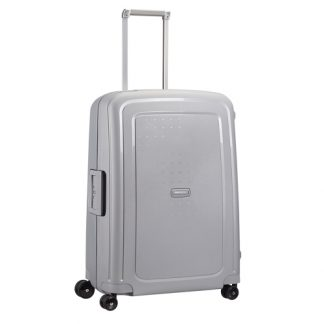 Samsonite S'CURE Spinner 69cm silver Topbags.nl by Holtkamp Lederwaren Hengelo