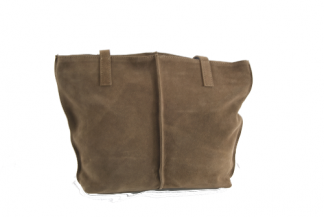 VOI Shopper 50278 Taupe Topbags.nl by Holtkamp Lederwaren Hengelo