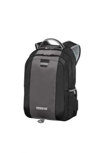 "American Tourister Urban Groove Laptop Backpack 15,6"" 78827 black voorkant"