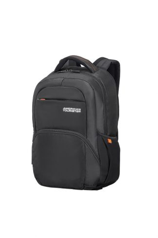 "American Tourister Urban Groove Laptop Backpack 15,6"" Black voorkant"