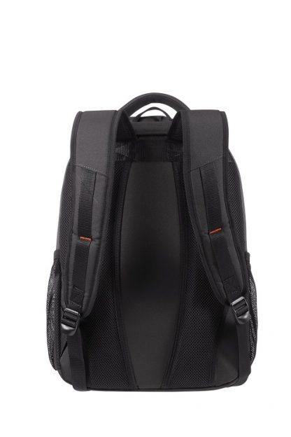"American Tourister At Work Laptop Backpack 15,6"" Black achterkant"