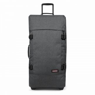 Eastpak Tranverz L Black Denim voorkant