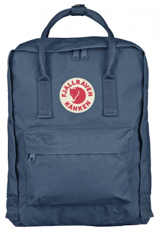 Fjallraven Kanken Royal Blue 540 voorkant